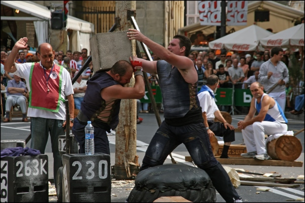 Basque sports: a hallmark of the Basque people
