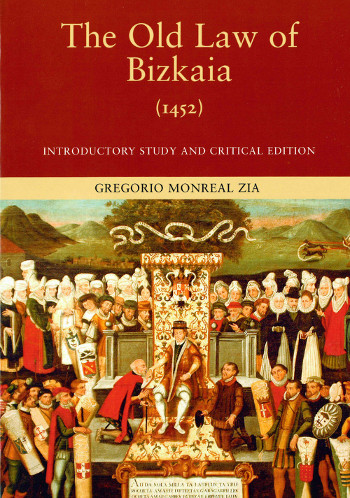 libro_Old Law of Bizkaia