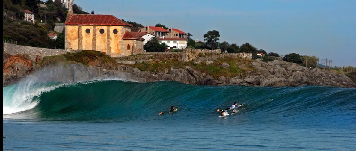 Costa vasca capital europea del surf for Piscinas naturales pais vasco