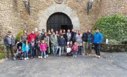 Visita al Pobal y a la Torre de Loizaga