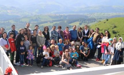 Visita valle Karrantza