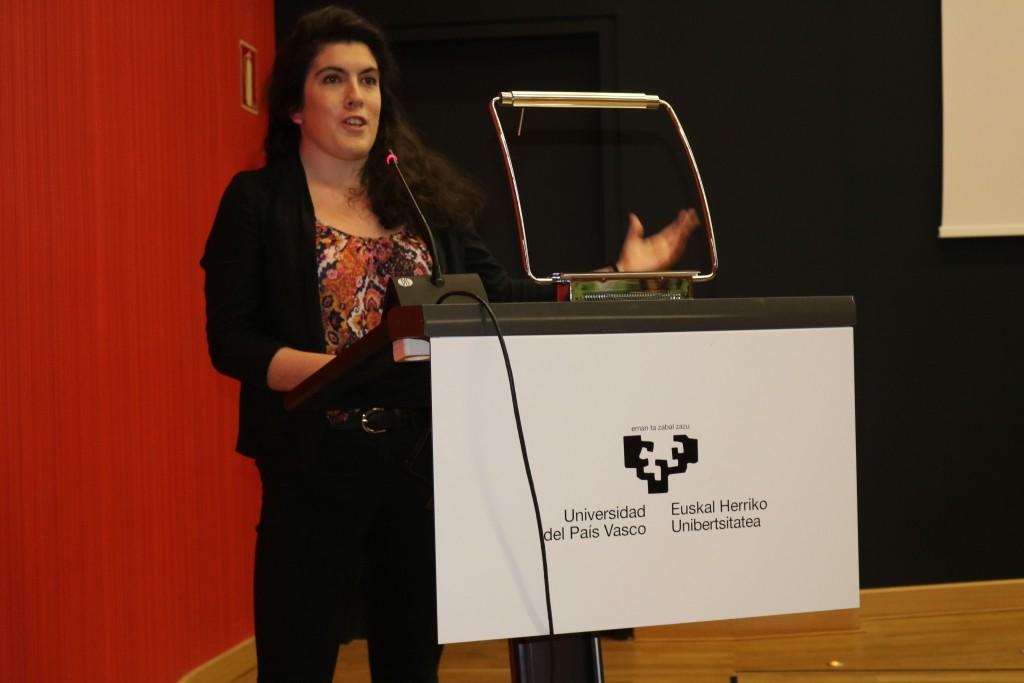a04de0438e Presentación Oficial del Programa Talentia en la Universidad del País Vasco   EHU. 20 02 2017. Euskal Herriko Unibertsitatea. 2   21